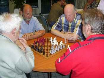 Schach hoch 2 auf Rügen